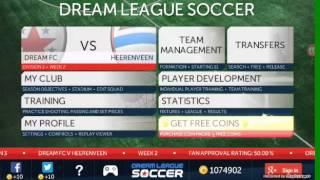 Dream league soccer Division3 ve Logo Degistirme