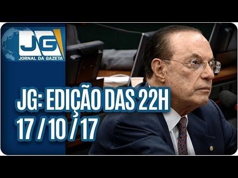 Jornal da Gazeta - Edição das 10 - 17/10/2017