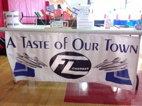"The Fair Lawn Chamber of Commerce recently presented its seventh annual ""Taste of Our Town"" event, in support of the food pantry."