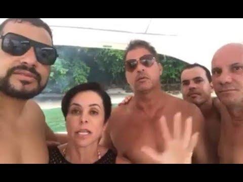 Cristiane Brasil pública vídeo desmentindo acusações de ex-funcionários | SBT Brasil (29/01/18)