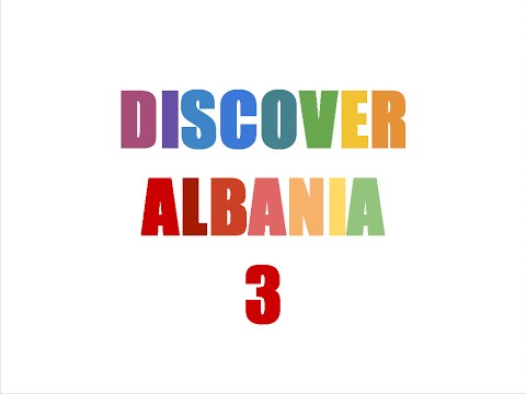 "DISCOVER ALBANIA 3: ""Albanian Castles & Forts"""