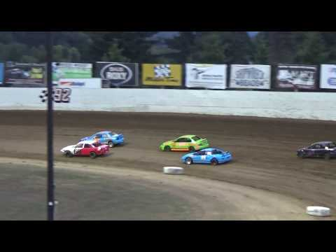 Grays Harbor Raceway, September 7, 2019, Outlaw Tuners A-Main