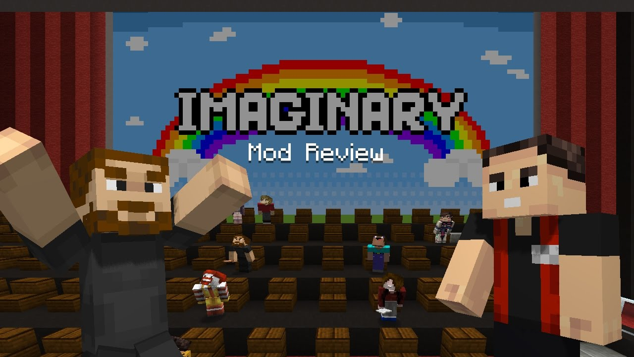 Imaginary - Mods - Minecraft - CurseForge