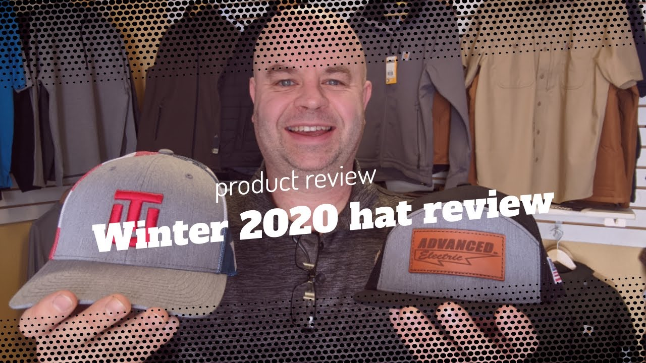 Winter 2020 hat review
