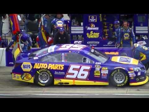 Hollywood Casino 400 - Kansas Speedway NASCAR Race - October 6, 2013