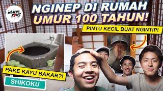 Download lagu RASANYA STAYCATION DI RUMAH JEPANG UMUR 100 TAHUN?? | WASEDA BOYS TRIP #15
