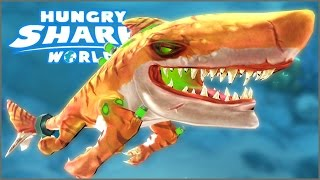 ATOMIC SHARK..!! - Hungry Shark World - NEW Special Shark In Hungry Shark World!