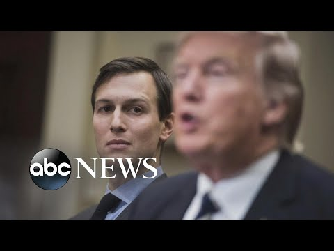 Kushner has security clearance restored