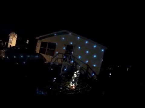 Points Of Light LED light show from Walmart 34.99