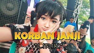 "Jihan Audy - Korban Janji ""LIRIK"" New Pallapa"