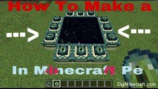 Setup Minecraft Ser End Portal – Pachoice
