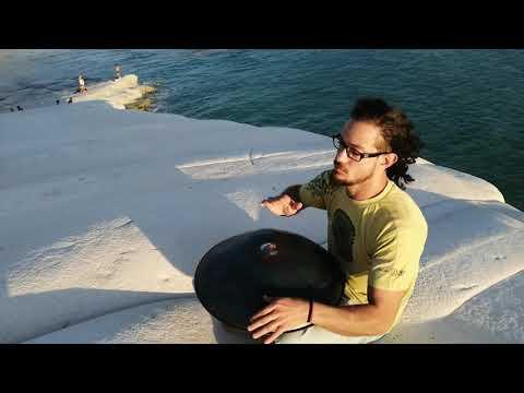 Bruno Cullaro Hang PANArt performer