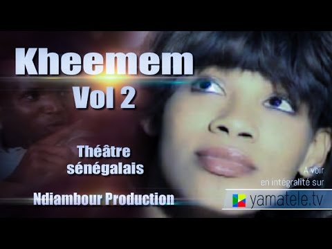 Kheemem Vol 2 - Théatre Sénégalais