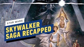 Star Wars: The Skywalker Story So Far