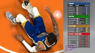BEST 99 OVR BUILD!! INJURED HIM!! DEADLY GENTO MCGRADY PURE! NBA 2K20 MyCAREER Prelude