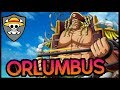 Straw Hat Grand Fleet: ORLUMBUS - One Piece Discussion
