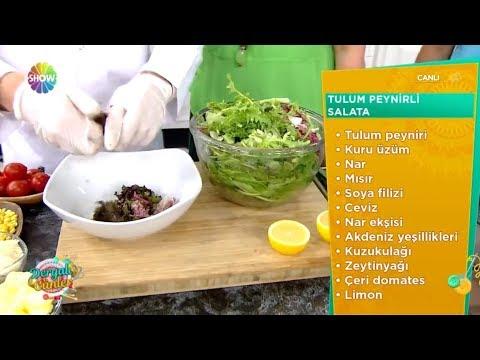 Roka Salatası Tarifi - İdil Yazar - Yemek Tarifleri