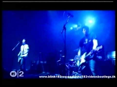 Blink 182 What's My Age Again MTV Europe Studios Europe xx xx 2000