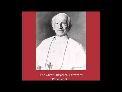Christian Democracy - Encyclical by Pope Leo XIII