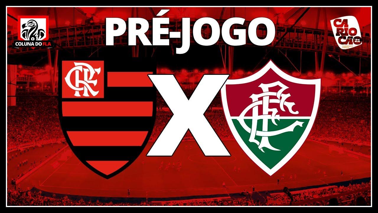 Flamengo X Fluminense Final Carioca 2021 Pre Jogo Ao Vivo Youtube