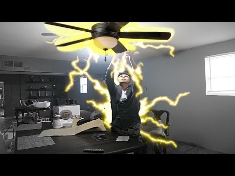 EXTREME ELECTROCUTED SHOCK PRANK (GONE RIGHT)