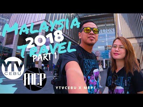 Malaysia Travel 2018 #MarYanAdventures Part 1