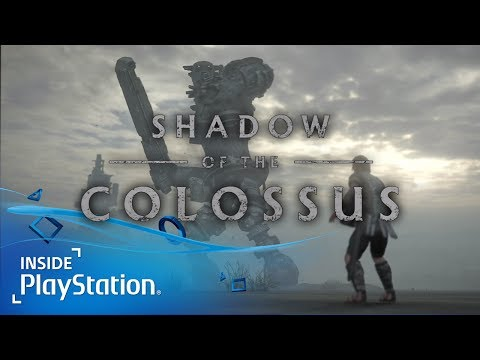 Shadow of the Colossus Remake Live-Reaction – Der Klassiker wird neu aufgelegt!