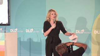 DLDwomen 2011 - Welcome (Maria Furtwängler, Steffi Czerny, Marcel Reichart)