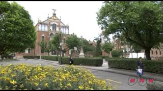 Palau de la Música Catalana and Hospital de Sant Pau,  ... (UNESCO/NHK)