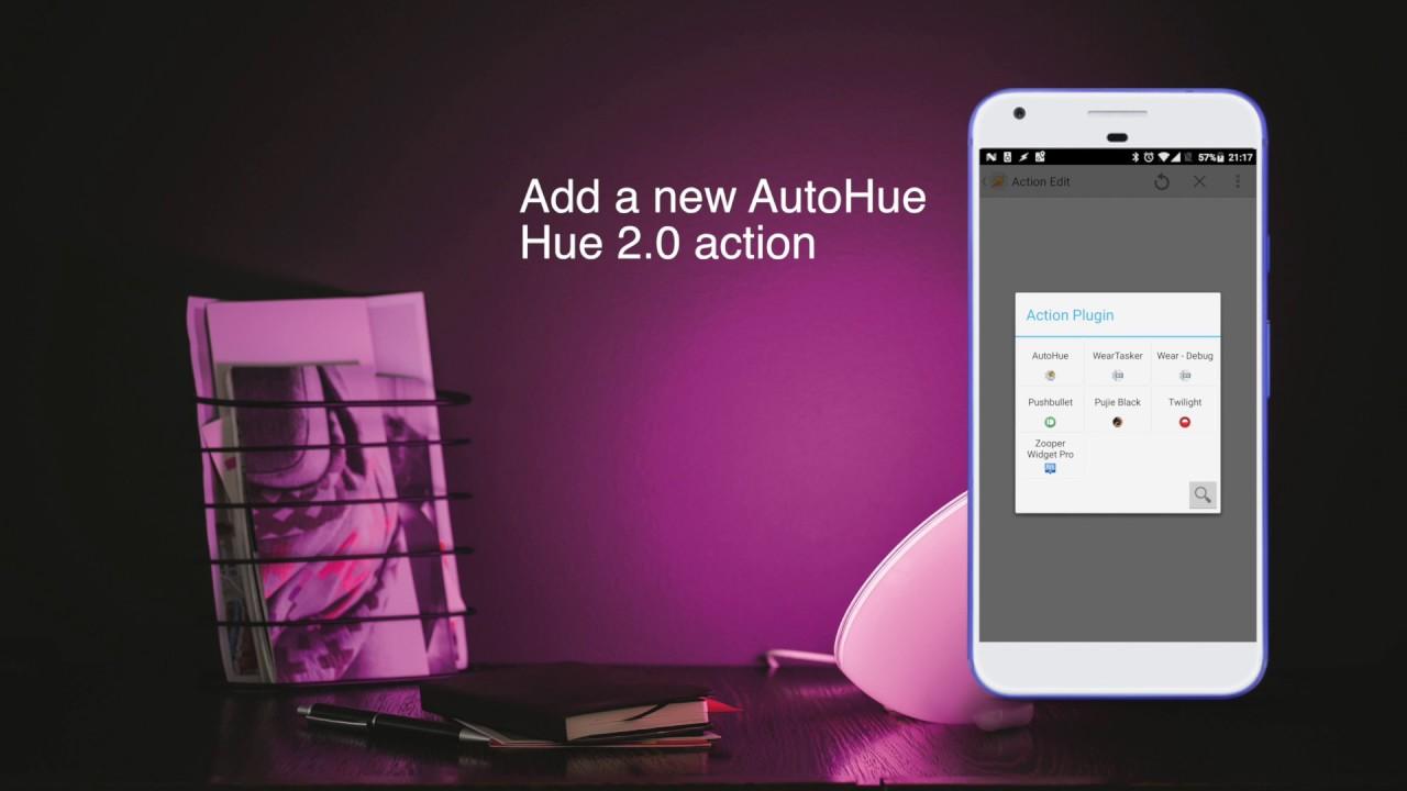 AutoHue – Regain control of your lights!