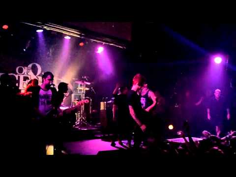 Of Mice & Men - Closing Ceremony/Purified The Artery Foundation Tour 2011