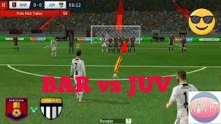 Barcelona vs Juventus - Dream League Soccer 2018
