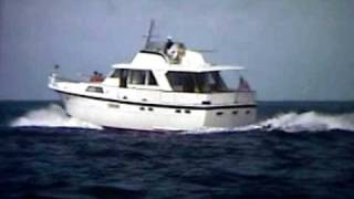 53' Hatteras Yacht Sales & Promotional Film 1970s