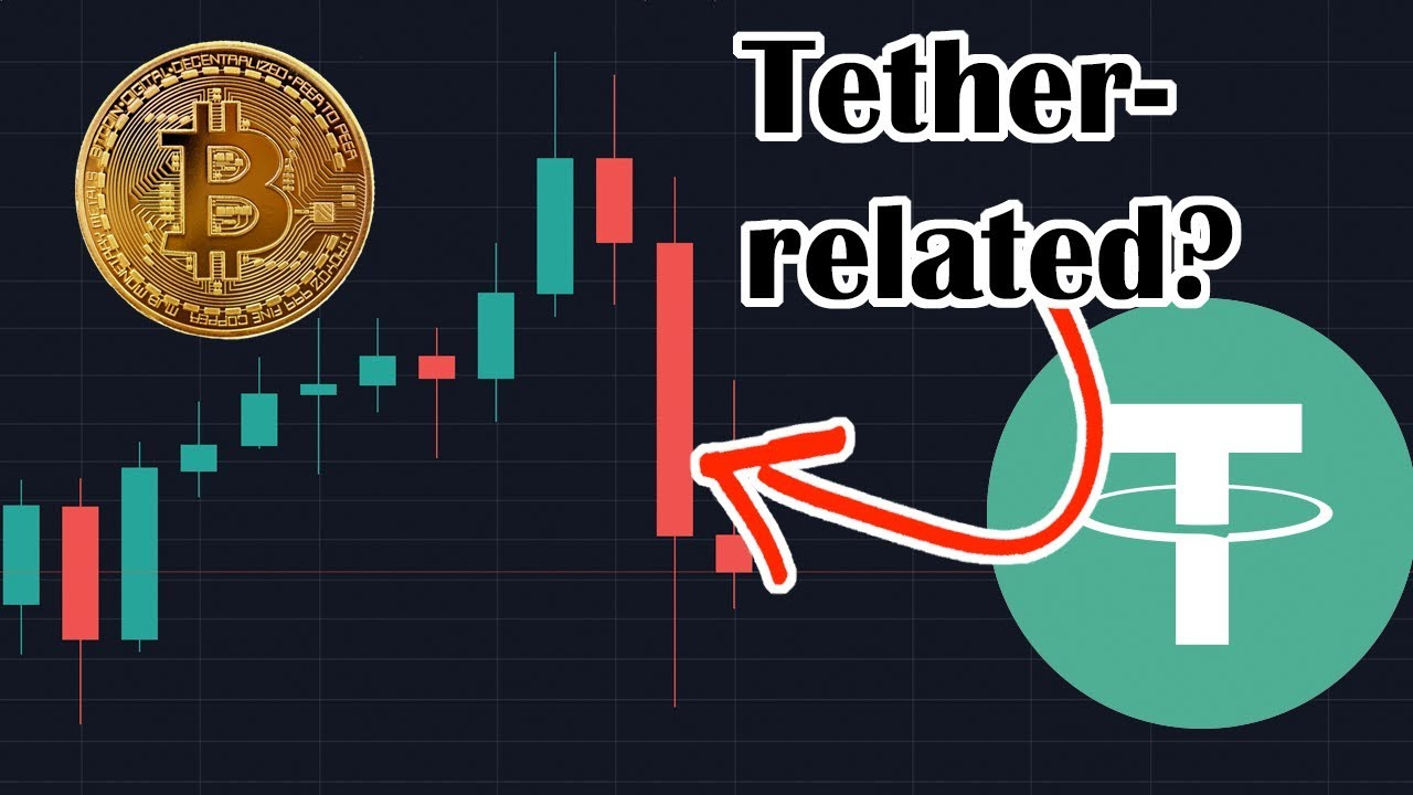 Will BITCOIN drop lower? Tether FUD back again