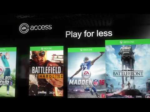 Xbox One S Intro Video