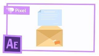 Анимируем письмо в After Effects | уроки для новичков