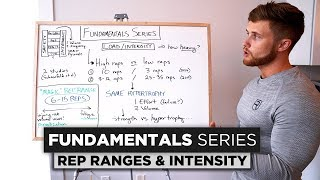 Rep Ranges and Training Intensity | The Fundamentals Series: Chapter 3 thumbnail