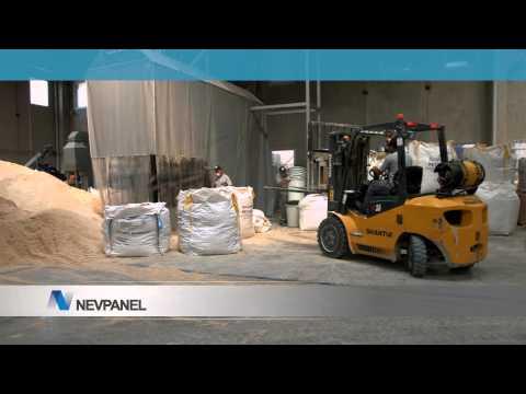 NevPanel ® Magnezyum Oksit Esaslı İç/Dış Cephe Yapı Ve Yalıtım Sistemleri
