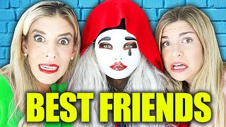 Best Friends with Every Hacker for 24 Hours with my Cousin Maddie! (bad idea) | Rebecca Zamolo