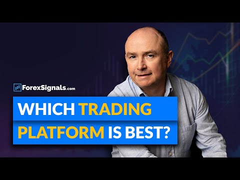Which Forex Trading Platform is BEST? (MetaTrader 4 vs cTrader)