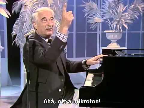 Victor Borge - A Night at the Opera (magyar felirat)