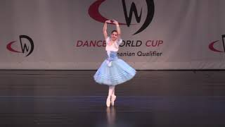 La Sylphide Ballet School - Elena Osain - Level 6