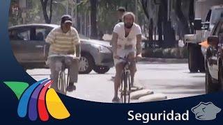 Obstáculos en ciclovías | Noticias
