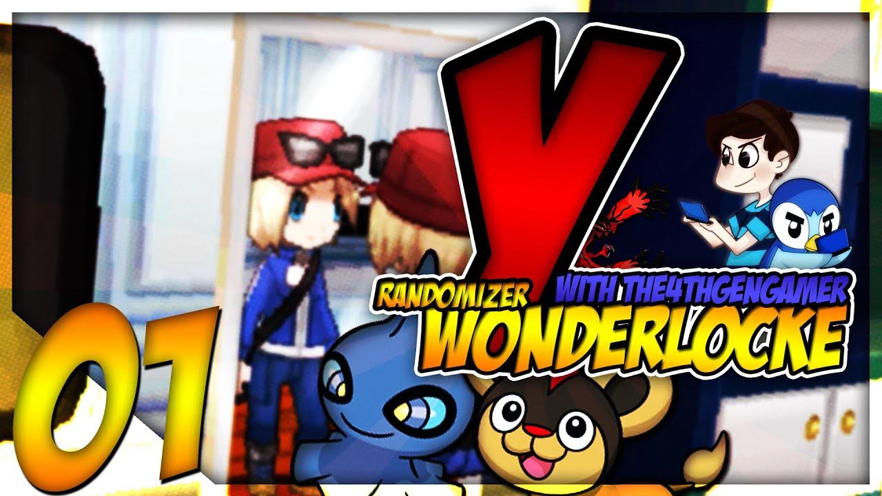 "Download Pokémon Y Randomizer Wonderlocke Episode 1 ~ ""A Randomizer!?"""