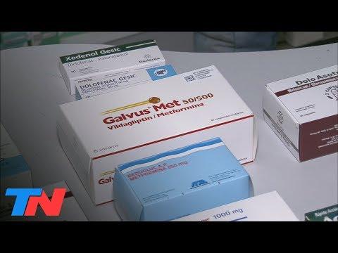 La inflación de los medicamentos: subieron 314% en tres años