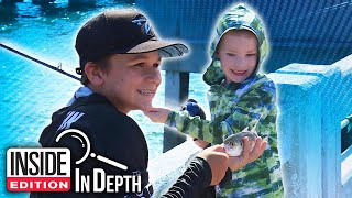 Meet the 13-Year-Old Teaching Young Cancer Patients to Fish