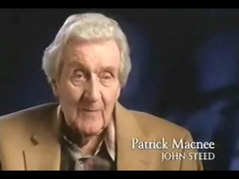 R I P  Patrick Macnee You'll live forever in our hearts.....legends can't die!