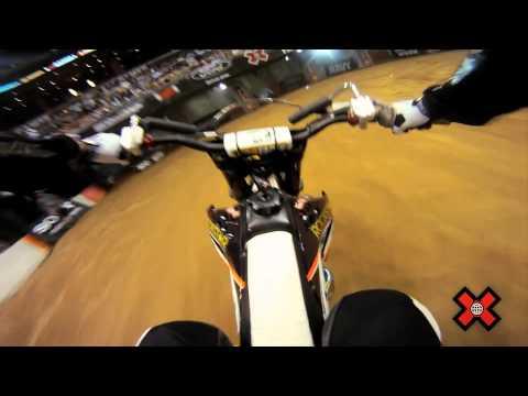 GoPro HD: X Games 17 - Moto X Best Whip with Jeremy 'Twitch' Stenberg