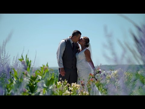 Beautiful Outdoor Wedding || The Ramada In Bismarck North Dakota Wedding Video