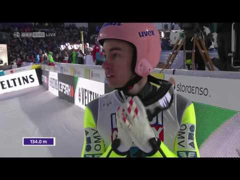 Stefan Kraft WM - Lahti 2017 134m